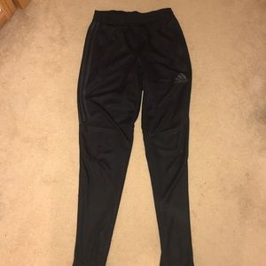 Thick and warm adidas joggers